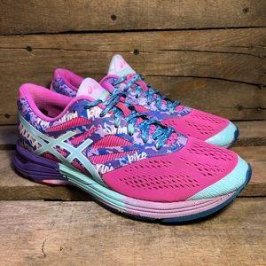 Asics Gel Noosa Tri 10 Pink Running Shoes